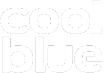 CoolBlue Logo white